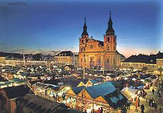 Ludwigsburg Weihnachtsmarkt.Zwischen Den Flügeln Der Goldenen Engel Startseite Ludwigsburger